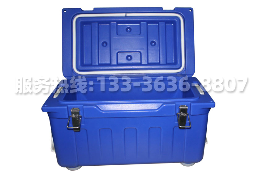 滚塑水产冷藏箱